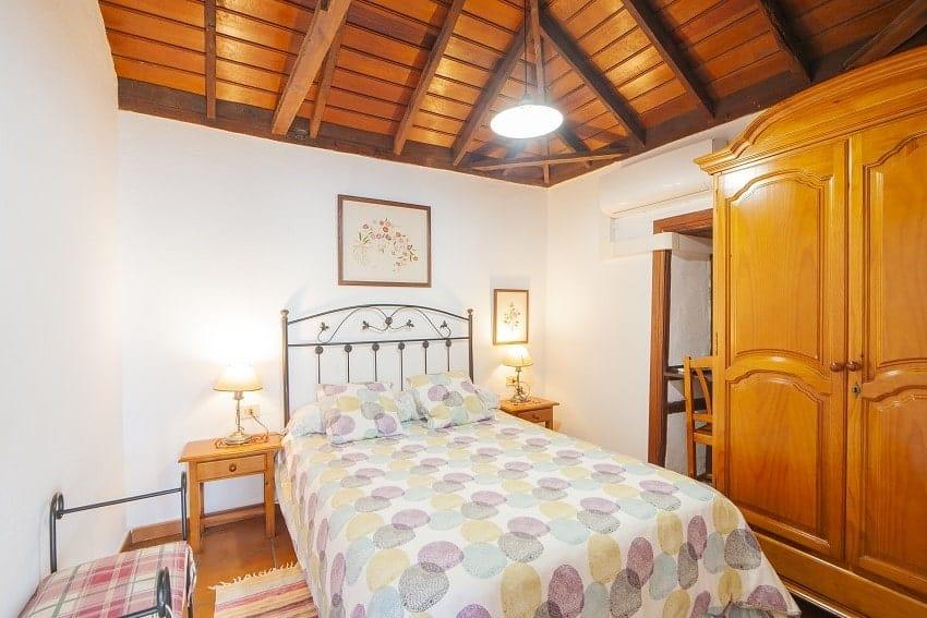 Bedroom, Casa Emilia, Cozy Holiday Home La Palma