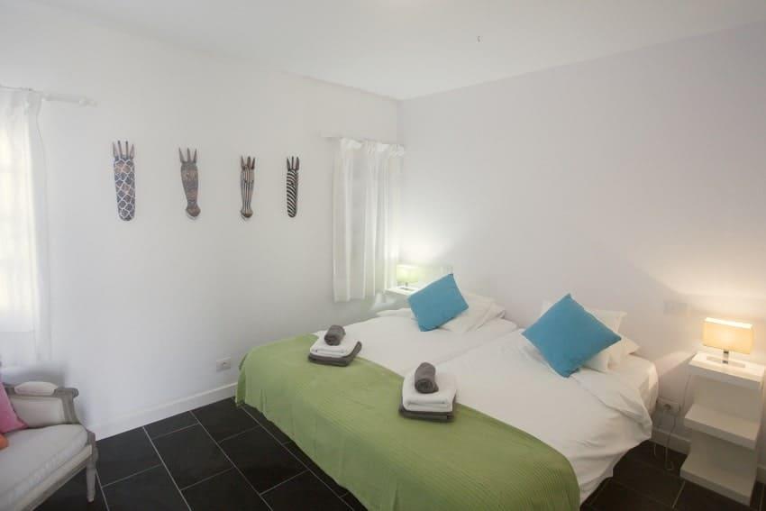 Dormitorio, Casa Helena Jazmin, Casa Vacacional Corralejo