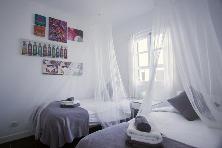 Dormitorio, Casa Helena Jazmin, Casa Vacacional Fuerteventura