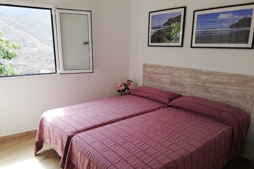 Bedroom, Casa Lita, Holiday Cottage La Gomera
