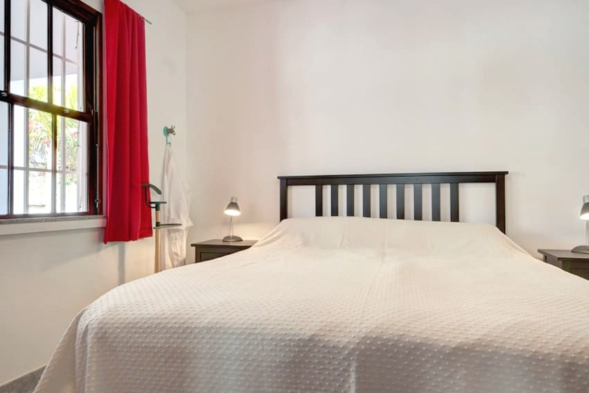 Bedroom, Casa Vista Caldera, Country House La Palma with Pool