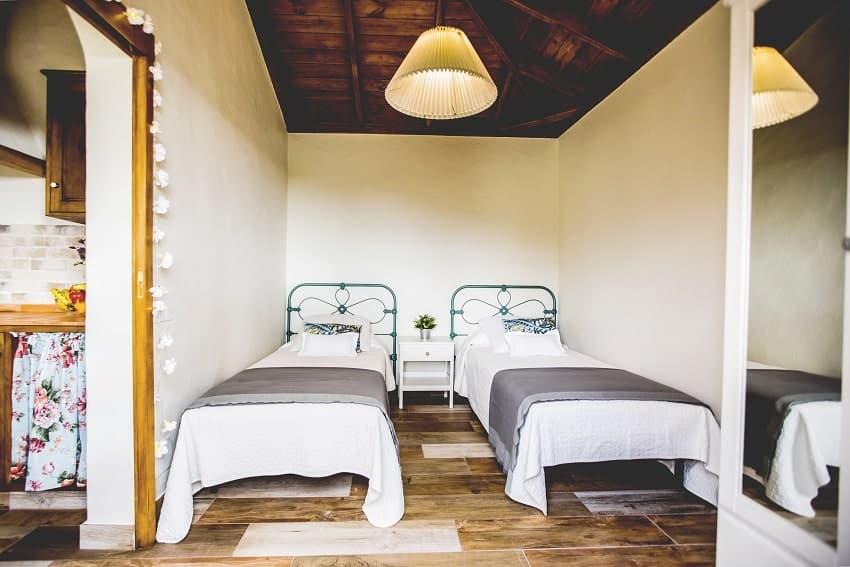 Bedroom, Casita de Papel, Holiday Home La Gomera