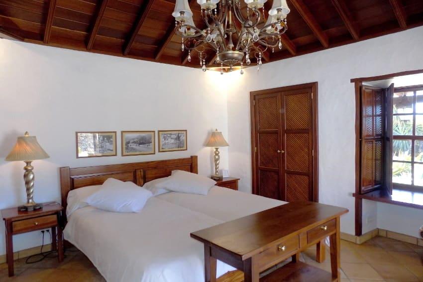 Bedroom, Finca Esperanza, Finca La Palma, El Paso