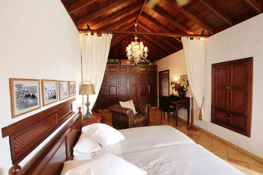 Schlafzimmer, Finca Esperanza, Finca La Palma