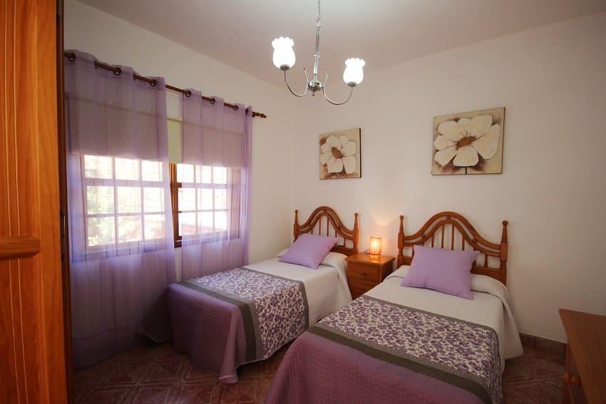 Bedroom, Finca Los Dos Patos B, Finca La Palma