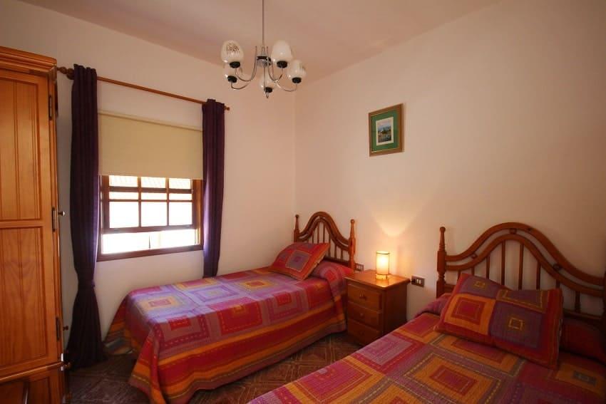 Bedroom, Finca Los Dos Patos B, La Palma