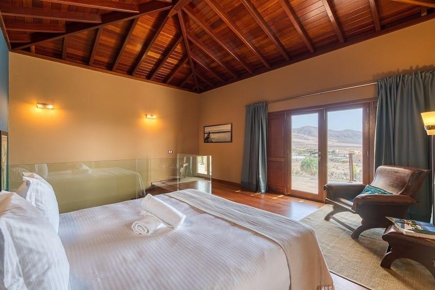 Bedroom, Villa Atlanntes, Villa Fuerteventura