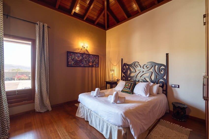 Bedroom, Villa Atlanntes
