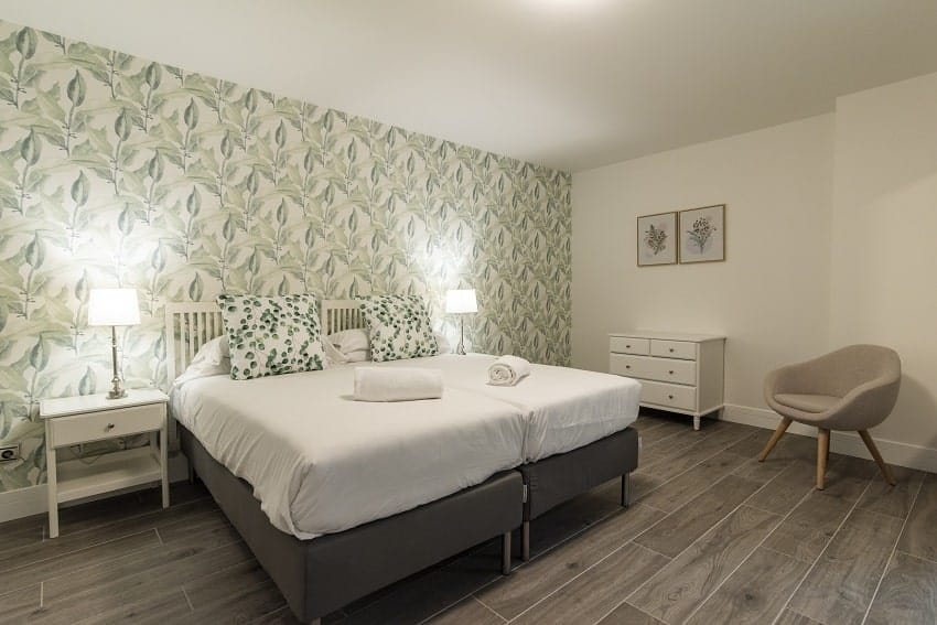 Dormitorio, Villa Boraen, Villa Corralejo, Fuerteventura