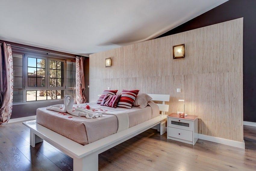 Bedroom, Villa Cobas, Holiday Cottage Fuerteventura, Villa