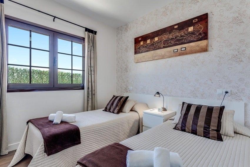 Bedroom, Villa Cobas, Villa Fuerteventura