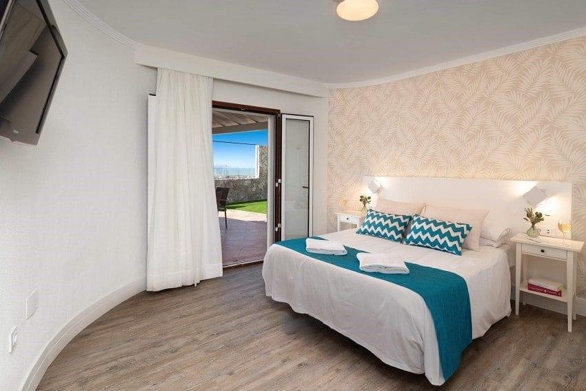 Dormitorio, Villa Lobos, Villa Fuerteventura