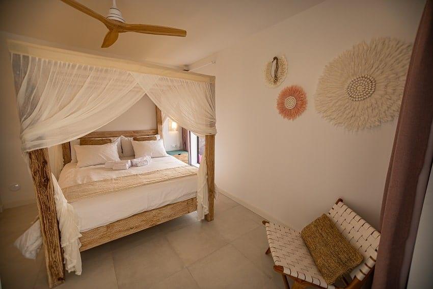 Bedroom, Villa Odo, Villa Fuerteventura, Canary Islands