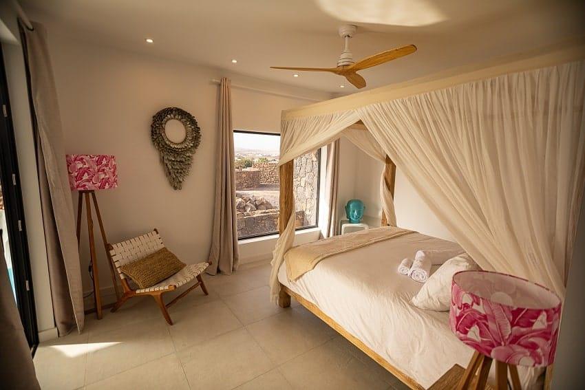 Bedroom, Villa Odo, Villa Fuerteventura