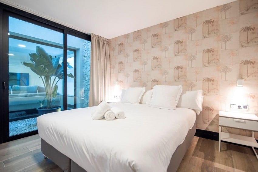 Dormitorio, Villa Panorama, Fuerteventura