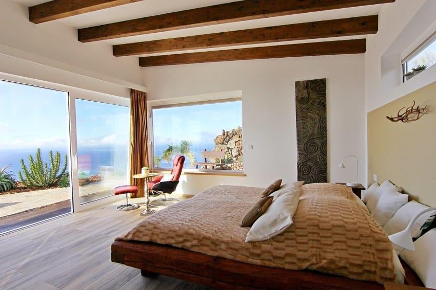 Bedroom, Villa Perla del Mar, Villa Puntagorda