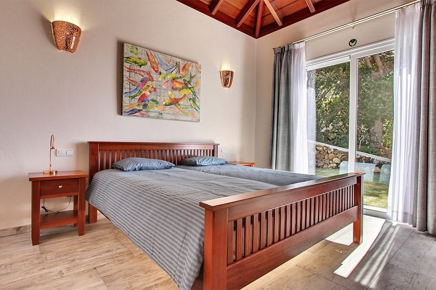 Dormitorio, Villa Royal, La Palma