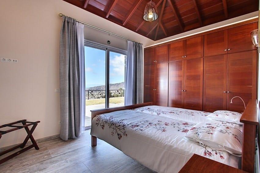 Dormitorio, Villa Royal