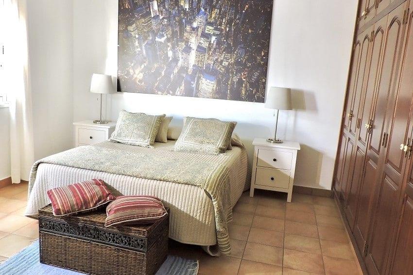 Dormitorio, Villa Tajuya, Villa La Palma