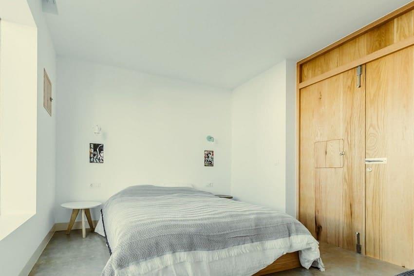 Dormitorio, Villa Triangolo, Fuerteventura