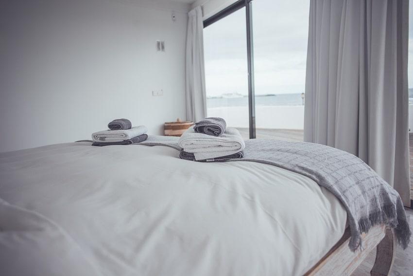 Dormitorio, Villa Valhalla, Fuerteventura
