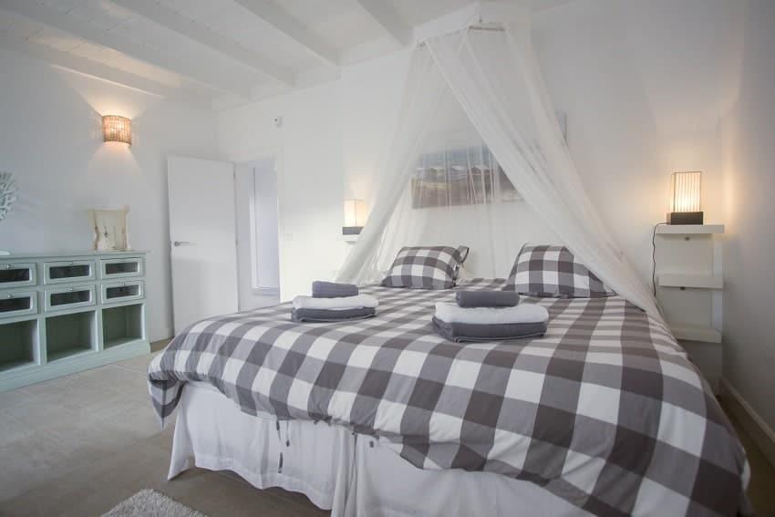 Dormitorio, Villa Valhalla, Villa Corralejo, Fuerteventura