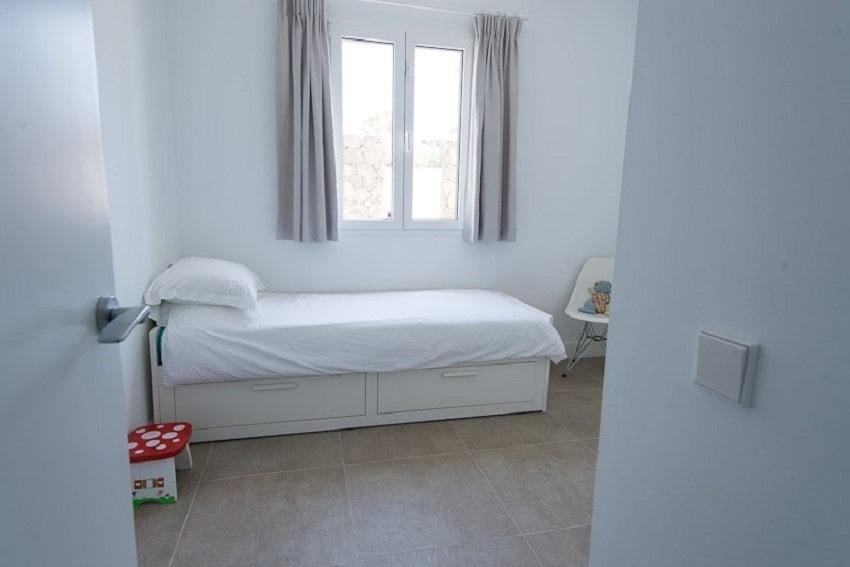 Dormitorio, Villa Valhalla, Villa Corralejo