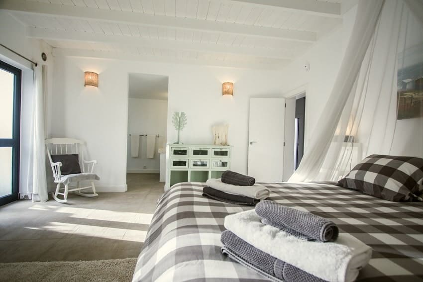 Dormitorio, Villa Valhalla, Villa Fuerteventura