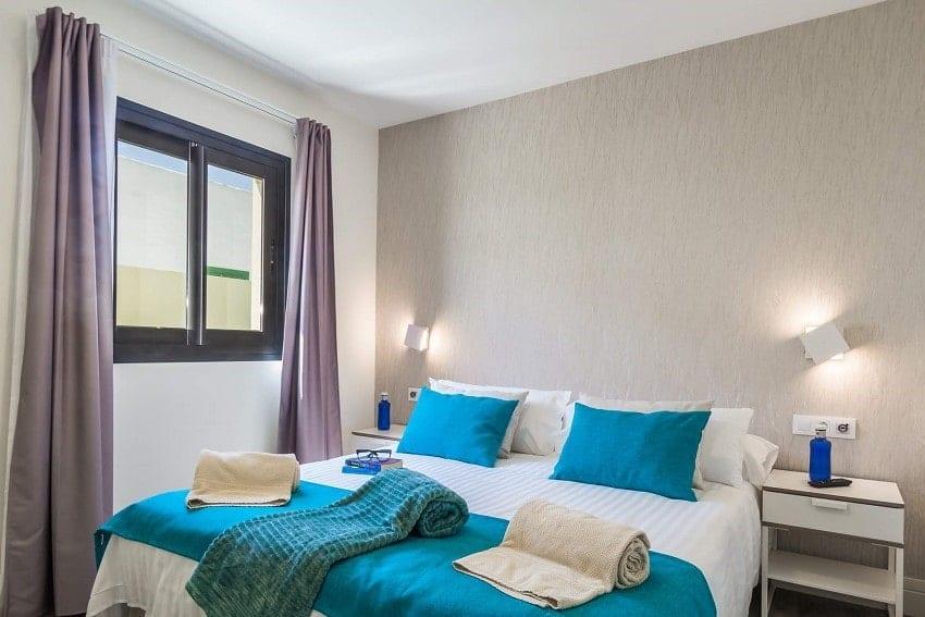 Bedroom, Villa del Mar, Villa Fuerteventura