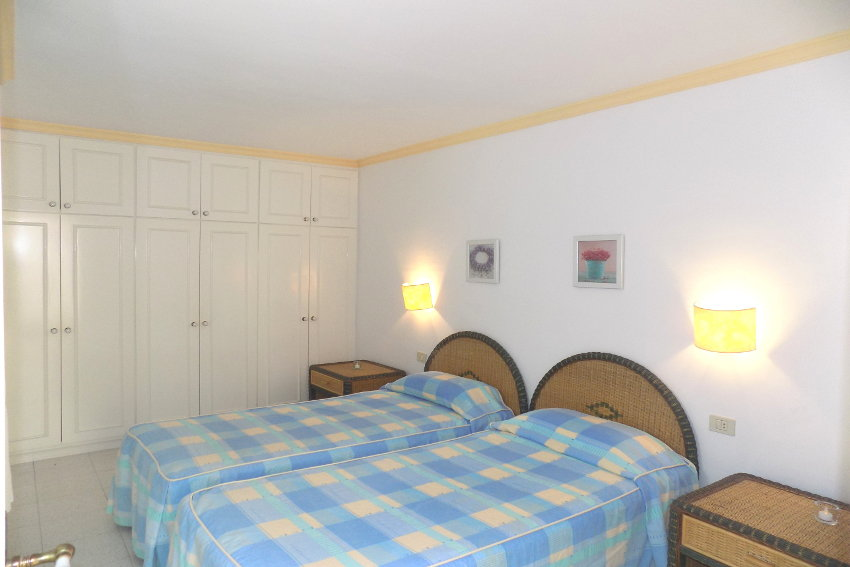 Spain - Canary Islands - La Palma - Puerto Naos - Apartment Atlántico Playa - Comfortable bedroom