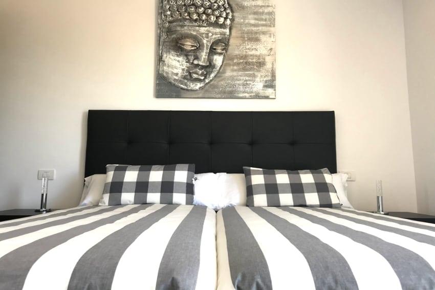 Spain - Canary Islands - La Palma - Los Llanos de Aridane - Villa La Graja - Comfortable bedroom