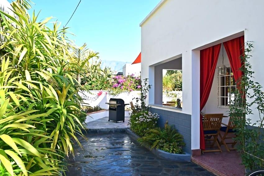 Sitting Corner, Casa Vista Caldera, Country House La Palma