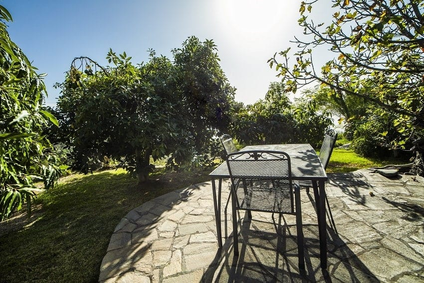 Jardín, Casa Rural Tijarafe, La Palma