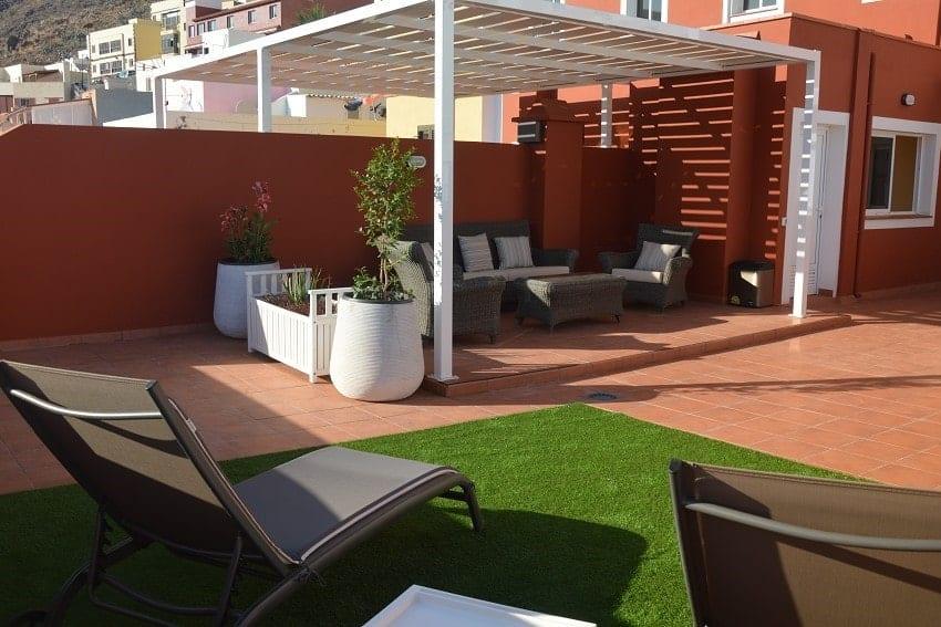 Sunbeds, Apartment Miramar 1, Apartment La Gomera