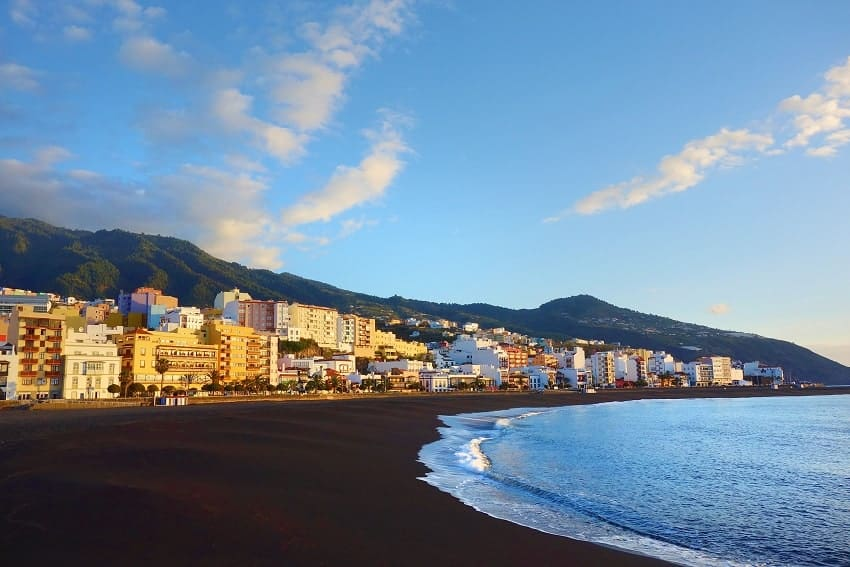 Beach, Santa Cruz de La Palma