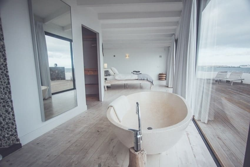 Dormitorio Principal, Villa Valhalla, Villa Corralejo, Fuerteventura