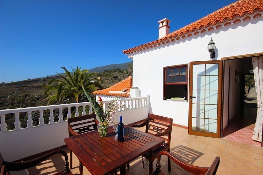 Terrace, Finca Los Dos Patos B, Finca La Palma