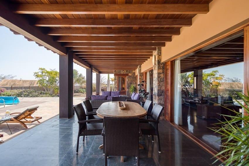 Terrace, Villa Atlanntes, Fuerteventura