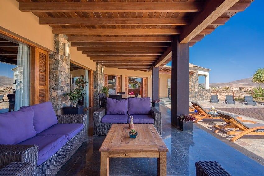 Terrace, Villa Atlanntes
