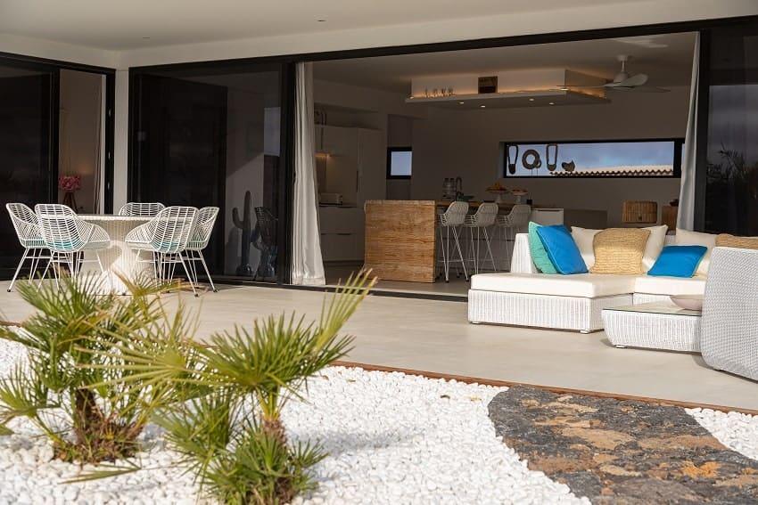 Terrace, Villa Odo, Villa Fuerteventura