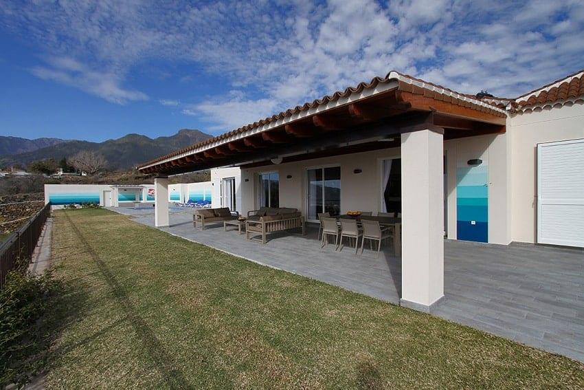 Terraza, Villa Royal, La Palma