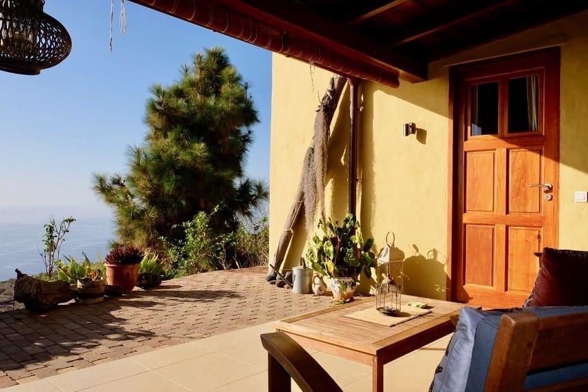 Terrace, Villa Tigotan, Villa La Palma
