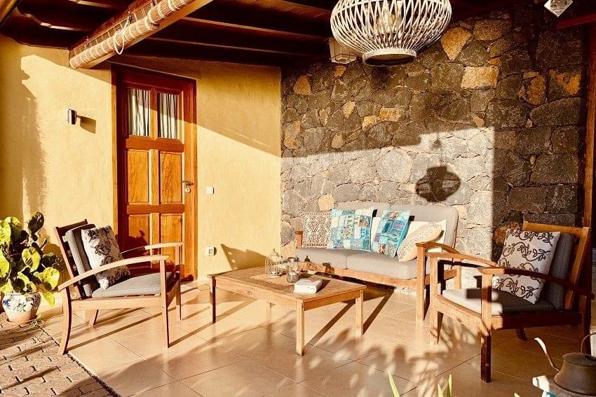 Terrace, Villa Tigotan, Villa