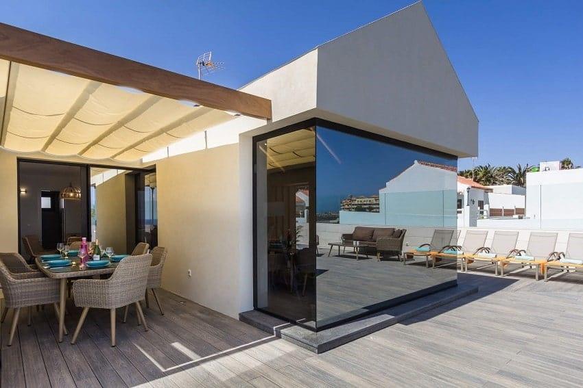 Terrace, Villa del Mar, Caleta de Fuste