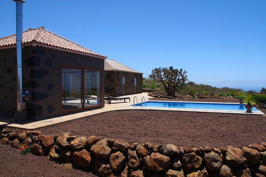 Villa Albillo, Villa Puntagorda, La Palma