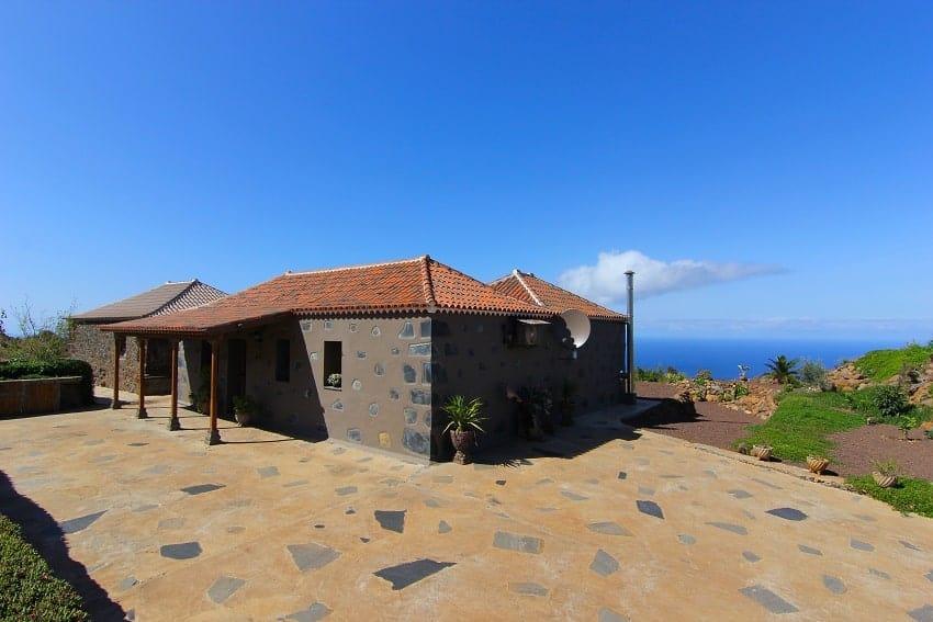 Villa Albillo, Villa Puntagorda