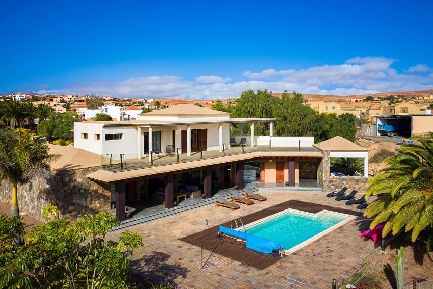 Villa Atlanntes, Fuerteventura