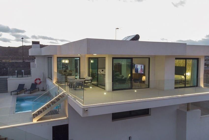 Villa Boraen, Corralejo, Fuerteventura