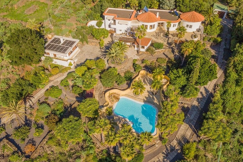 Villa Don Miguel, Ferienvilla La Palma
