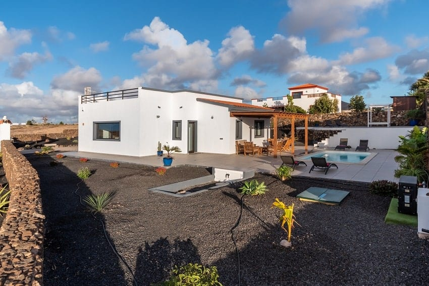 Villa Kira, Ferienhaus Fuerteventura, Tindaya